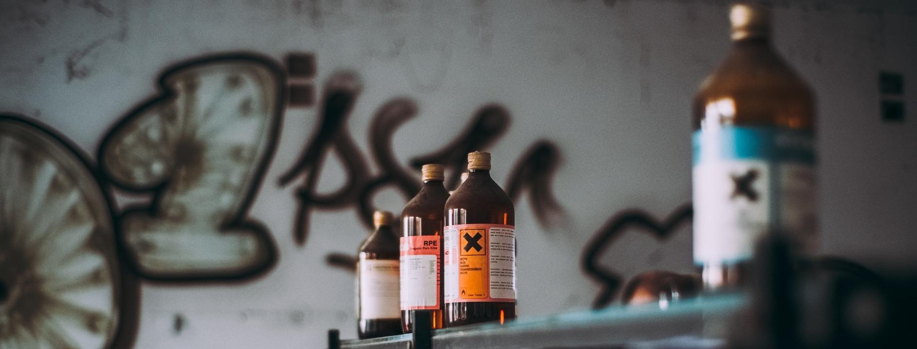 Petits déchets toxiques